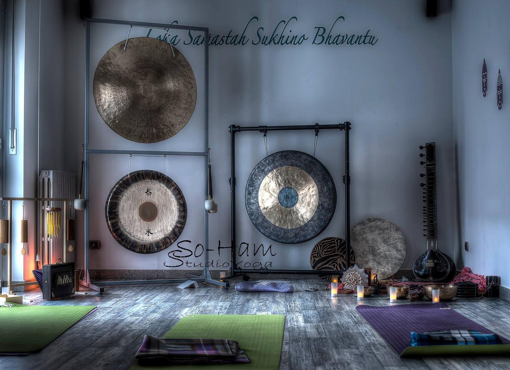 Bagno di gong sohamstudioyoga - Bagno di gong effetti negativi ...